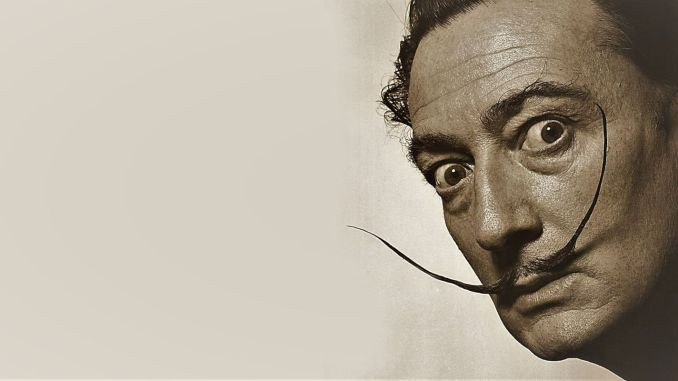 Who is Salvador Dali