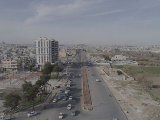 Traffic density on the Sanliurfa Akcakale Road has become history