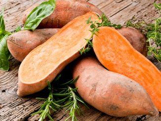 معجزة البطاطا الحلوة