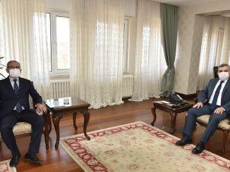 tcdd adana region manager ozcelikten governor isika visit
