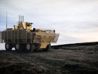 tskda parsx戦術的な車輪付き装甲車両の期間が始まります