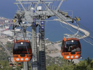 Tunektepe cable car enters maintenance
