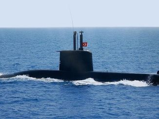 turkish naval forces use national underwater warfare management system