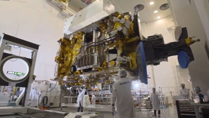 Turksat will be sent to space on Friday, January