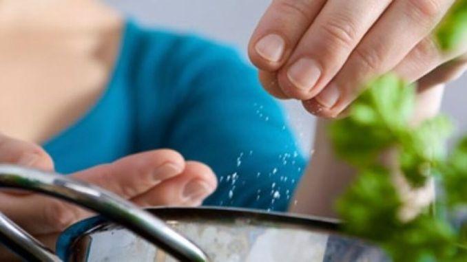 Considerations in salt consumption