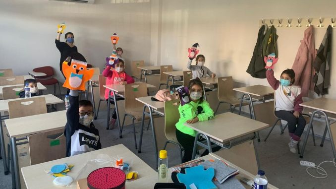 uzundere children and youth center opened