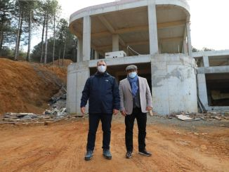 governor made observations in the lift project area of Kaldirim Sapanca