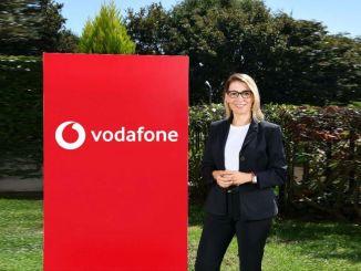 Назначения на руководящие должности в Vodafone turkiyem