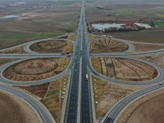 Yenikent-based road will save million TL annually