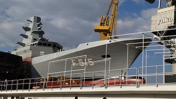 Domestic Frigate TCG ISTANBUL Launching on 23 January 2021