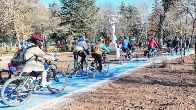 Bicycle Roads in Ankara to be Integrated with Metro and Ankaray