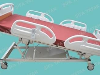 מיטת בית החולים של חברת התעופה