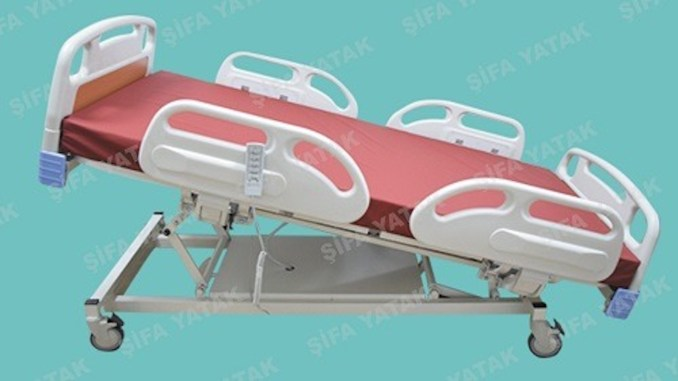 Airline Hospital Bed