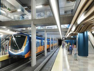 Αποτέλεσμα δημοπρασίας Mersin Metro
