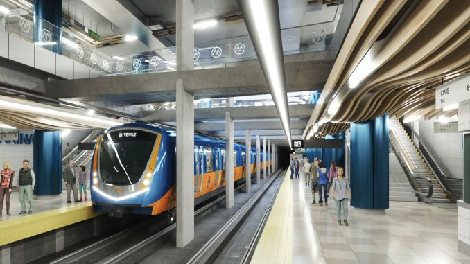 梅爾辛地鐵招標結果