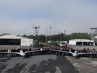 Diplômés des opérateurs azerbaïdjanais de Siha