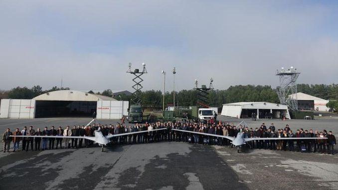 Azerbaijani siha operators graduated