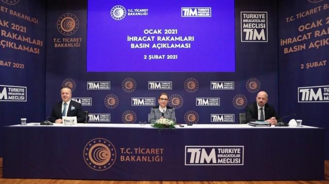 الوزير بيكان يعلن عن أرقام التجارة الخارجية لشهر يناير
