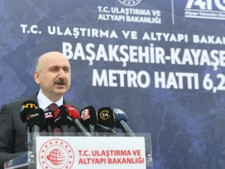 basaksehir cam and sakura city hospital metro will be opened by the end of the year