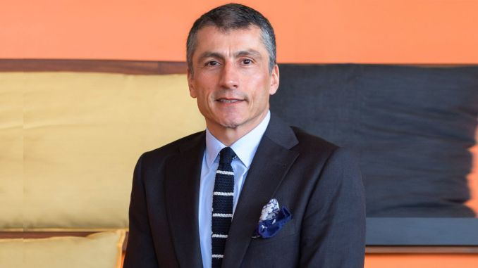 Beltur bag-ong general manager osman cenk akin