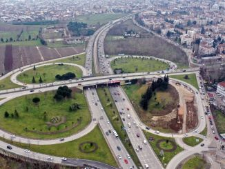 a breath of fresh air in Bursa