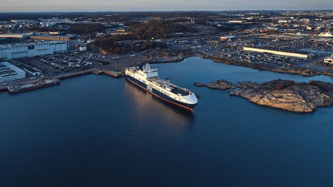 dfds aims to make its environmental footprint climate neutral
