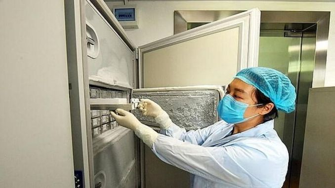 dso brought the laboratory in wuhan to the reference laboratory list