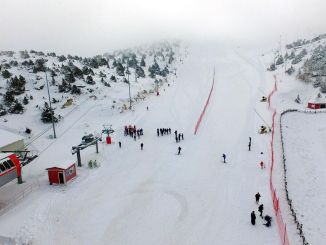 New decision within the scope of covid measures for ergan ski resort