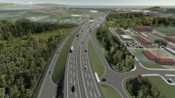south marmara highway route has been finalized
