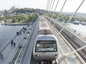 Ograničenje na usluge metroa od ibb do vikenda