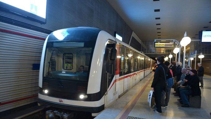 محطة مترو Mujde Halkapinar للمترو إلى مناقصة سكان إزمير