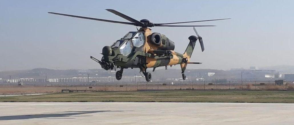 珍珠攻击相直升机交付陆军司令部