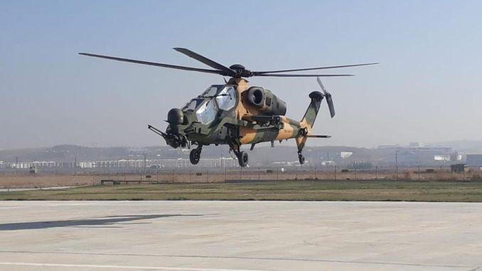 تسليم هليكوبتر مرحلة هجوم اللؤلؤة لقيادة القوات البرية