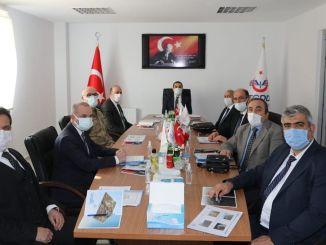 Die Sitzung der Sicherheitskommission von karsta tcdd fand statt