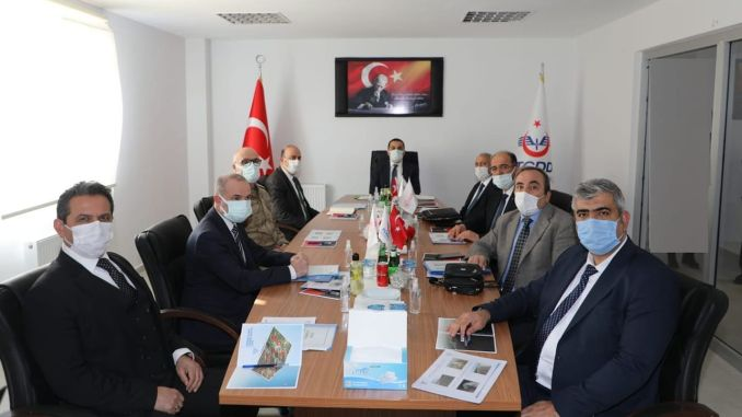 karsta tcdd security commission meeting was held
