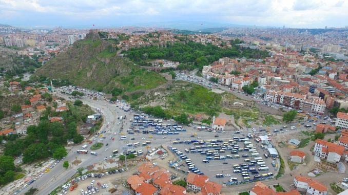 Projects that will re-live the history of Ankara