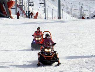 Ang mga ski center nga adunay palandoken ug konakli gitugyan sa kanila