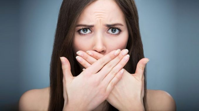 pandemic created awareness in bad breath