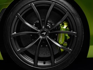 pirelli mclaren introduces smart tires equipped with sensors for artura as standard for the first time
