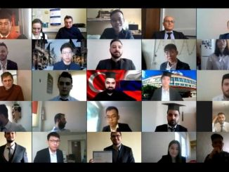 Turkish students who completed nuclear energy trainings in russia got their diplomas