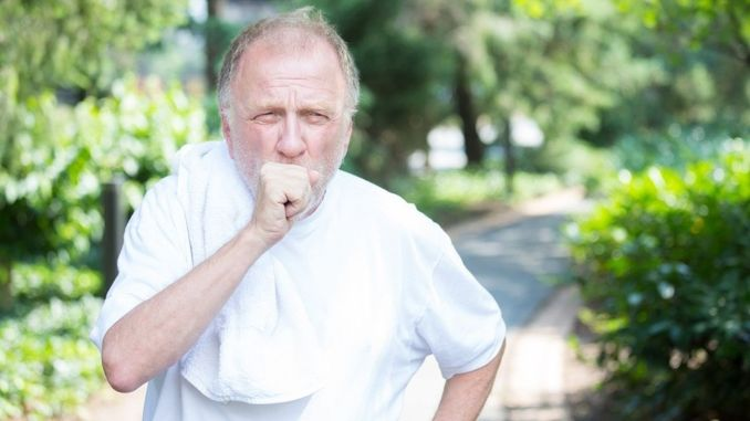 Every person who smokes has COPD