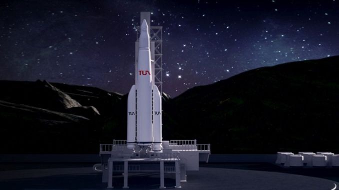 space access and spaceport goal of the turkish space agency