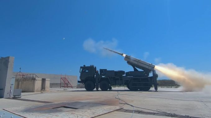 Trlg missile has taken its place in roketsan product family with its superior performance