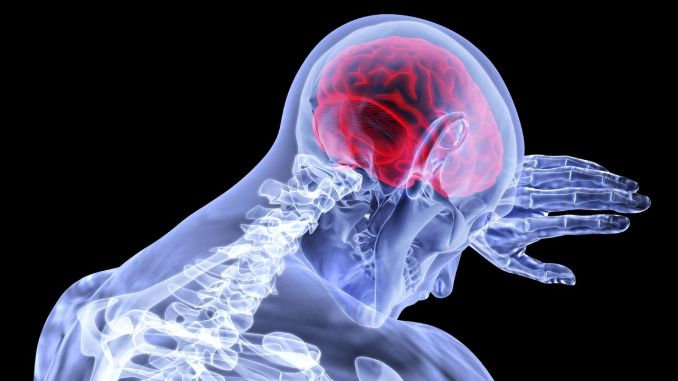 Prolonged covid increases the risk of stroke
