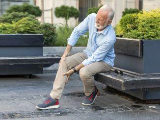 Kesakitan kaki yang berpanjangan mungkin merupakan pertanda penyakit pameran