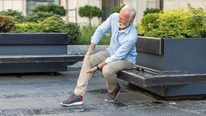 Prolonged leg pain may be a harbinger of showcase disease