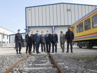 Governor made examinations in the logistics center of su yenice