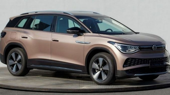 Photos of Volkswagen New Model Published in Cinde