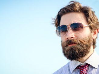 in beliebten Bart- und Schnurrbartmodellen