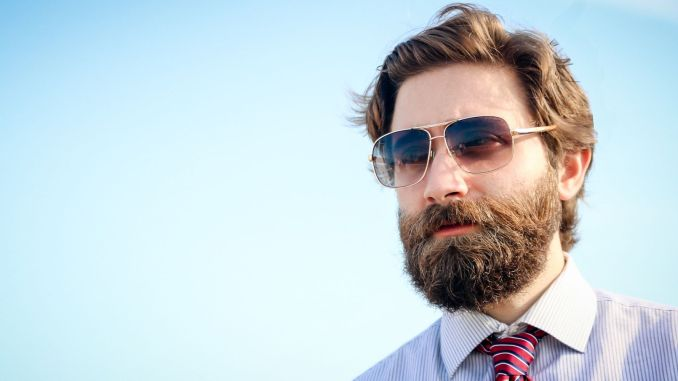 in popular beard and mustache models